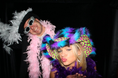 Rock Star Photo Booth